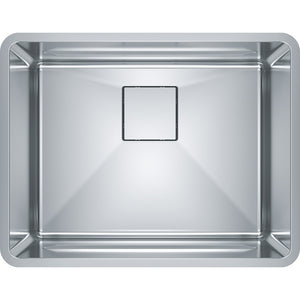 Franke Pescara PTX110-22 Stainless Steel Sink