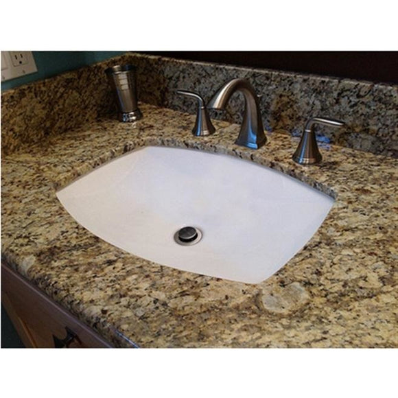 Retreat Bathroom Porcelain Sink - SpeedySinks