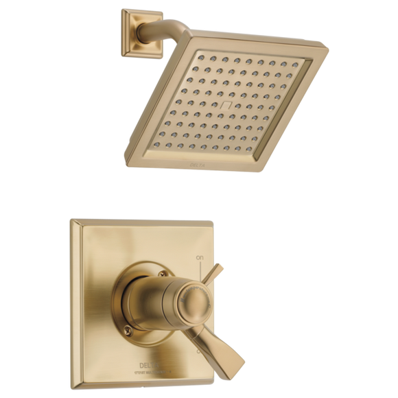 Delta Dryden TempAssure 17T Series Shower Trim Only in Champagne Bronze