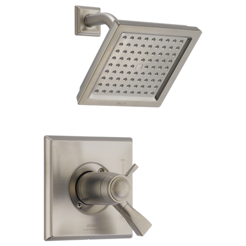 Delta Dryden TempAssure 17T Series Shower Trim Only in Spotshield Stainless