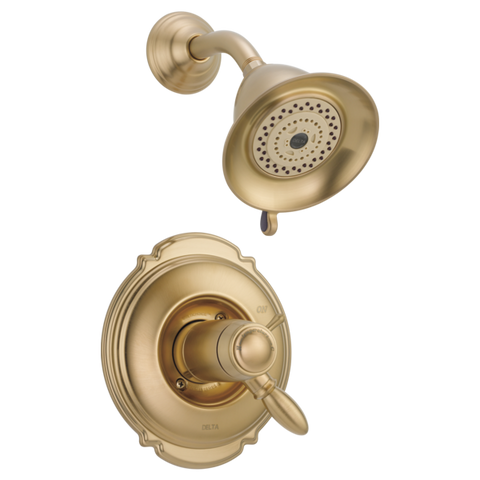 Delta Victorian TempAssure 17T Series Shower Trim Only in Champagne Bronze