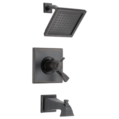 Delta Dryden TempAssure 17T Series Tub/Shower Trim Only in Venetian Bronze