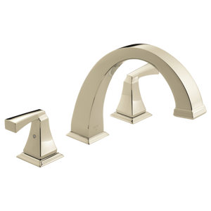 Delta Dryden Roman Tub Trim in Polished Nickel - SpeedySinks