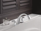 Delta Dryden Roman Tub Trim in Chrome - SpeedySinks