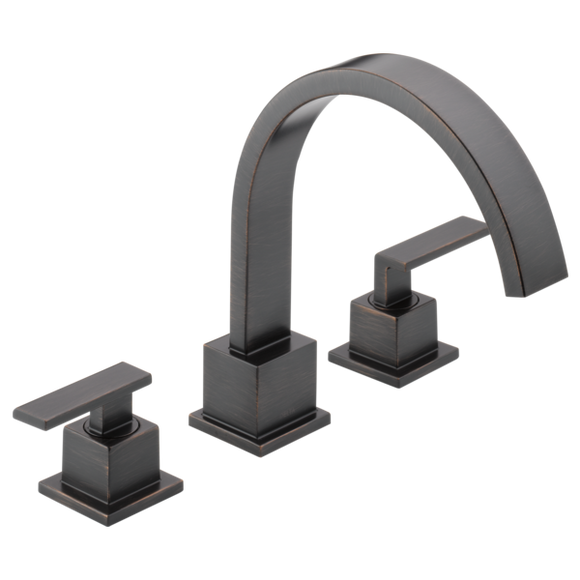 Delta Vero Roman Tub Trim in Venetian Bronze - SpeedySinks