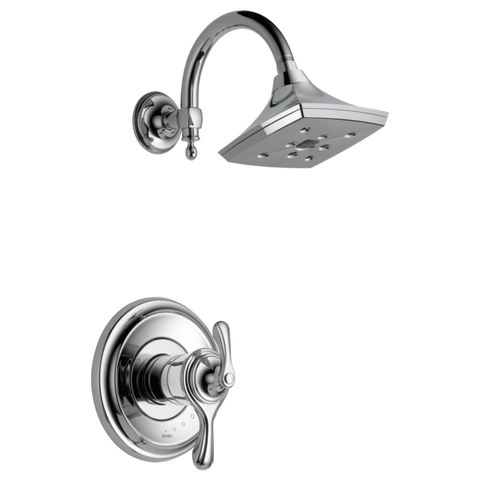 Brizo Charlotte Tempassure Thermostatic Shower Trim Only in Chrome - SpeedySinks