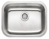 Presidential Taylor-ADA ADA Compliant Stainless Steel Single Bowl Kitchen Sink