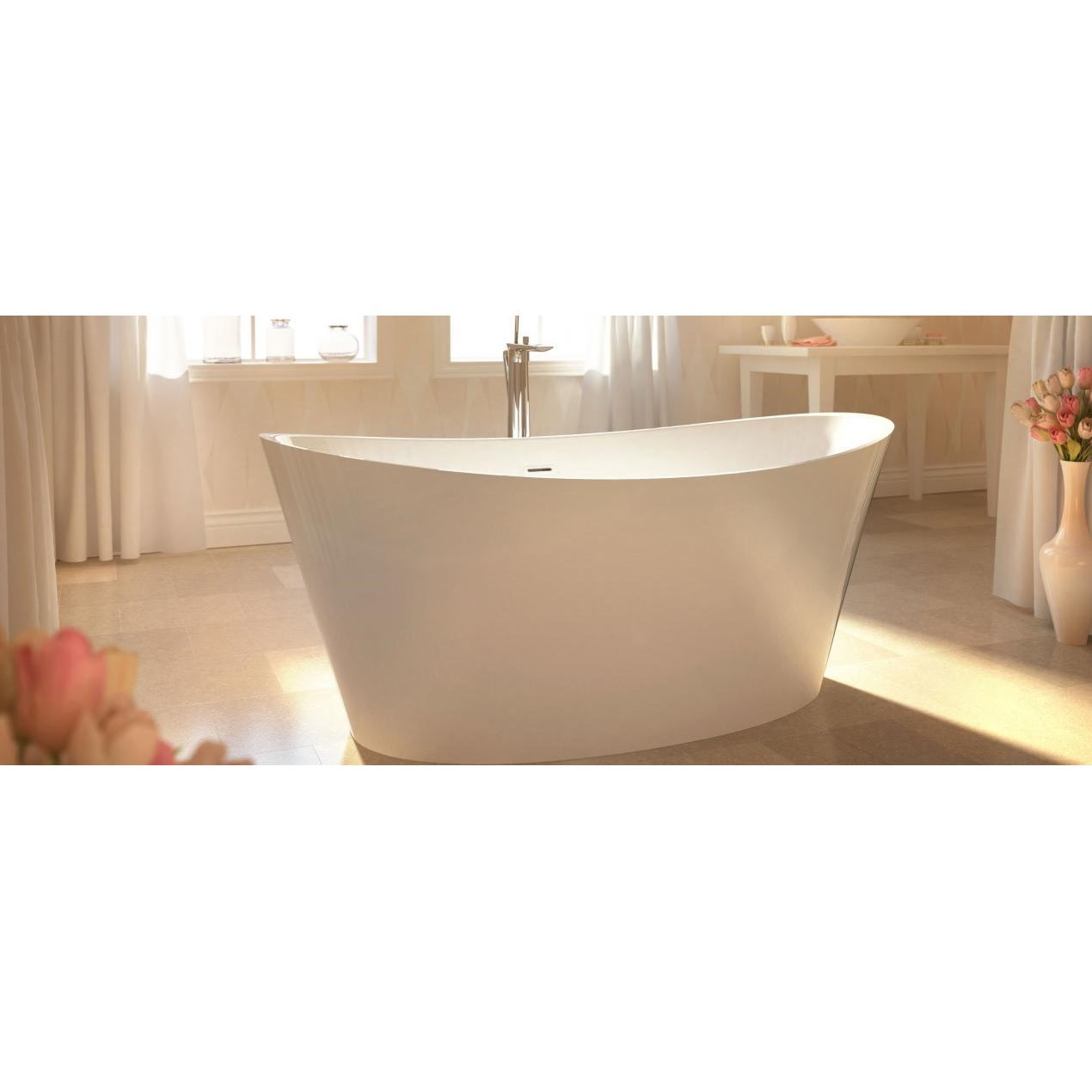 BainUltra Evanescence Oval 6636 Bathtub – Chariot Wholesale