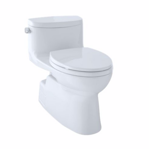 Toto Carolina II One-Piece Toilet, Elongated Bowl - 1.28 GPF