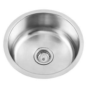 Presidential Carter 18 Gauge Undermount Stainless Steel Bar Sink - SpeedySinks
