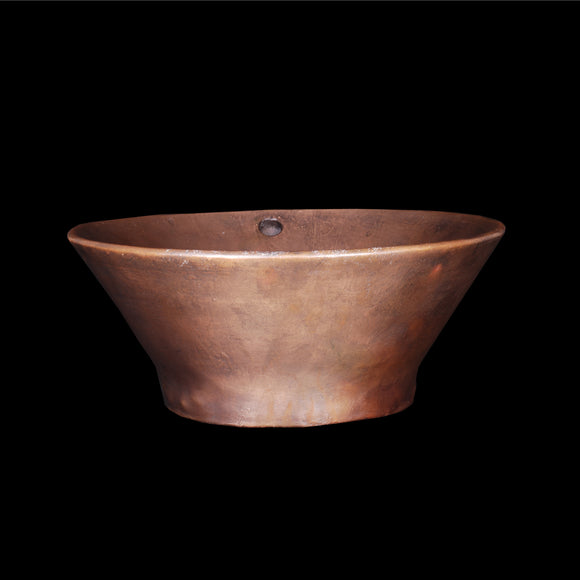 Eretria Bronze Bathroom Sink