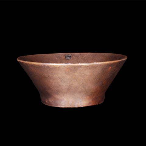 Eretria Bronze Bathroom Sink - SpeedySinks