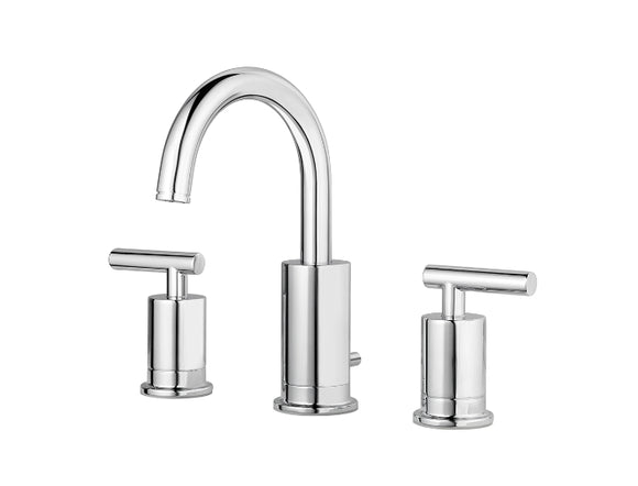 Pfister Contempra Widespread Bath Faucet in Polished Chrome