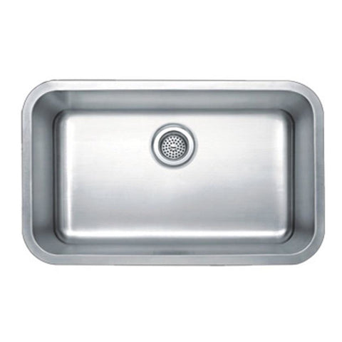 Presidential Jackson ADA 18 Gauge Undermount Stainless Steel Sink - SpeedySinks