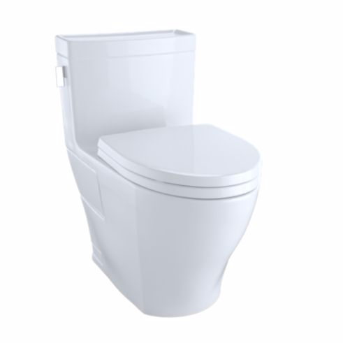 Toto Legato One-Piece Toilet, 1.28GPF, Elongated Bowl