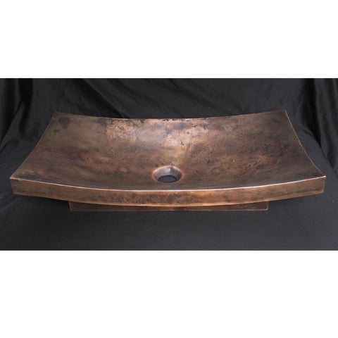 Lepreum Bronze Bathroom Sink - SpeedySinks