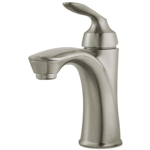 Pfister LG42-CB1K Avalon Single Control Bath Faucet in Brushed Nickel - SpeedySinks