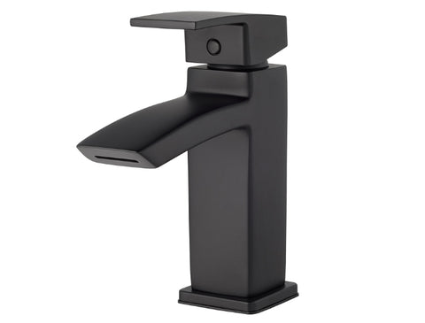 Pfister Kenzo Single Control Bath Faucet in Black