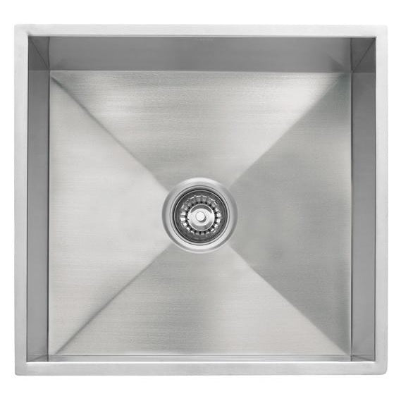 Master Chef Metz Stainless Steel Bar/Utility Sink