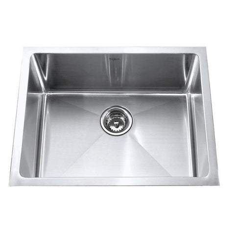 Master Chef Moncaret Radial Stainless Steel Culinary Sink