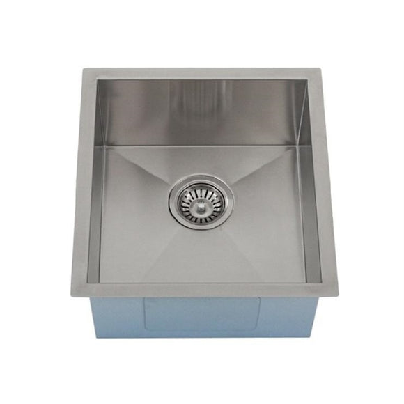 Master Chef Nimes Stainless Steel Bar/Utility Sink