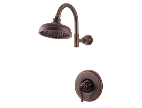 Pfister Ashfield 1-Handle Shower, Trim Only in Rustic Bronze