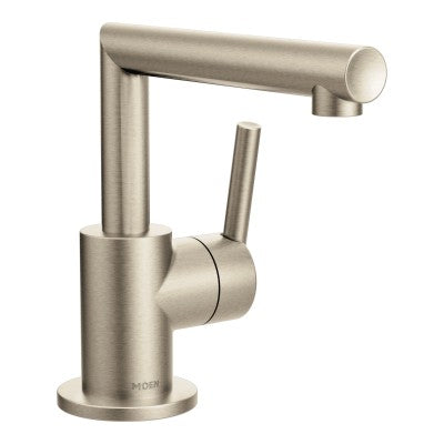 Moen Arris One Handle Bathroom Faucet in Brushed Nickel