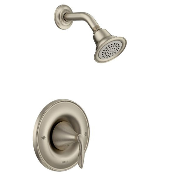 Moen Eva Posi-Temp Shower Trim Only in Brushed Nickel