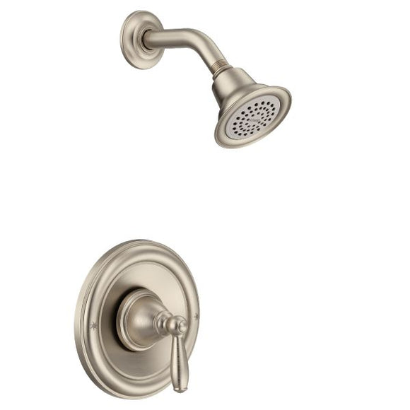 Moen Brantford Posi-Temp Shower Trim Only in Brushed Nickel