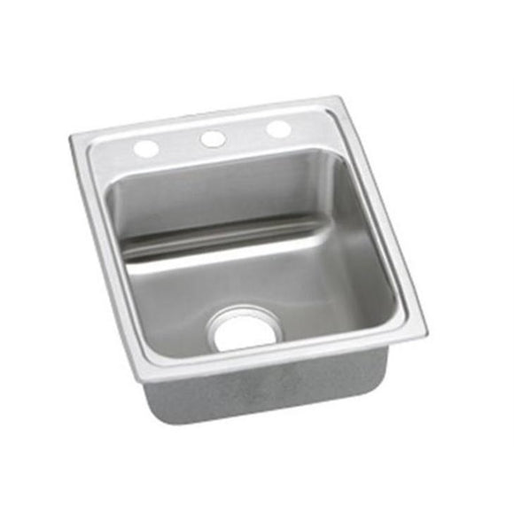 Presidential Truman 2-Hole 18 Gauge Topmount Stainless Steel Sink - SpeedySinks