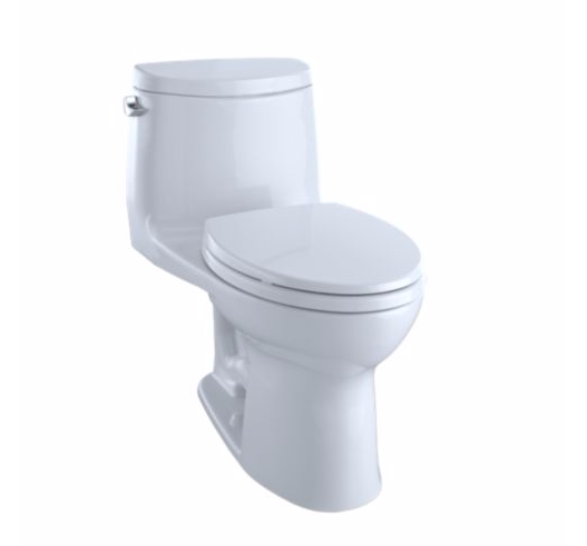 UltraMax II One-Piece Toilet, Elongated Bowl - 1.28 GPF - SpeedySinks