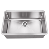 Master Chef Versailles-35 Radial Stainless Steel Culinary Sink