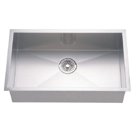 Master Chef Versailles-35 Stainless Steel Culinary Sink - Chariotwholesale