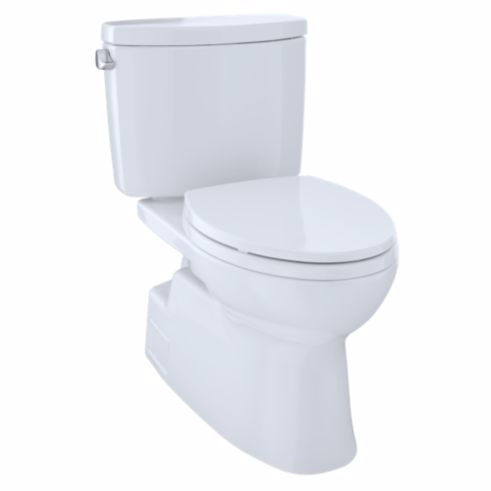Toto Vespin II Two-Piece Toilet, Elongated Bowl - 1.28 GPF