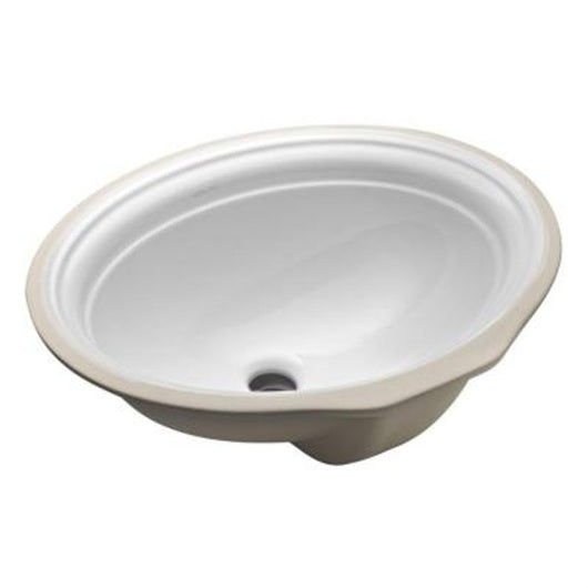 Oasis Watercourse Bathroom Porcelain Sink - SpeedySinks