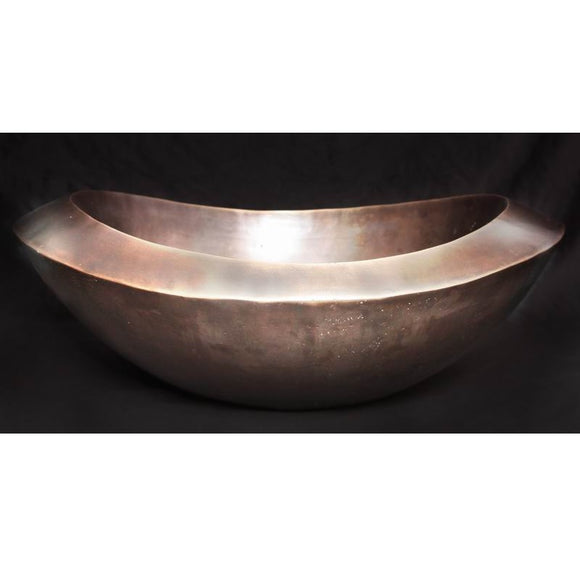 Zakros Bronze Bathroom Sink - SpeedySinks