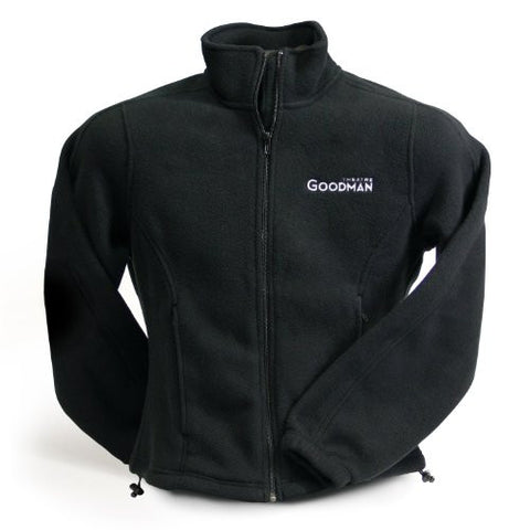 Goodman Theatre Logo Women's Black Fleece