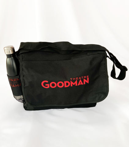 Goodman Theatre Messenger Bag