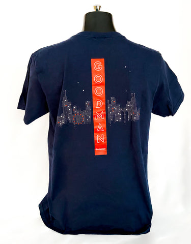 Goodman Marquee T-shirt Back