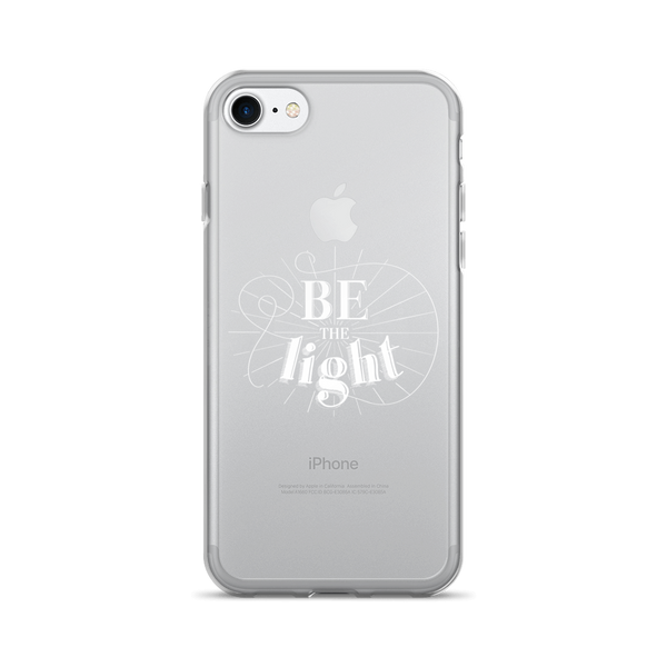Divine Light iPhone Case