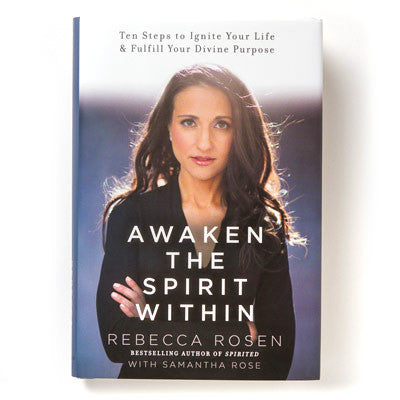 Signed Copy of Awaken the Spirit Within
