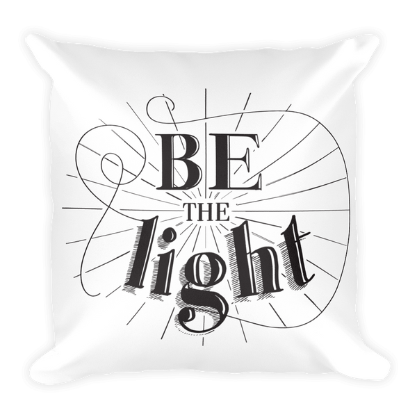 Divine Light Pillow