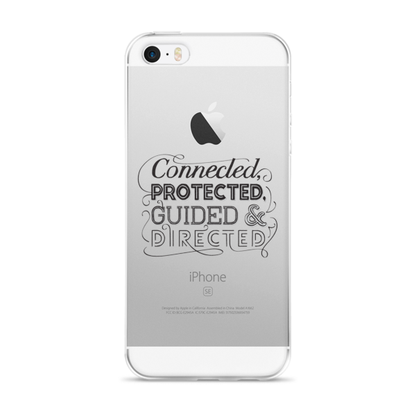 Divine Connected iPhone Case