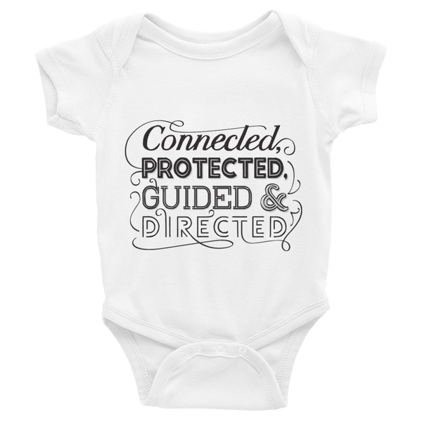 Divine Connected Onesie (Black Logo)