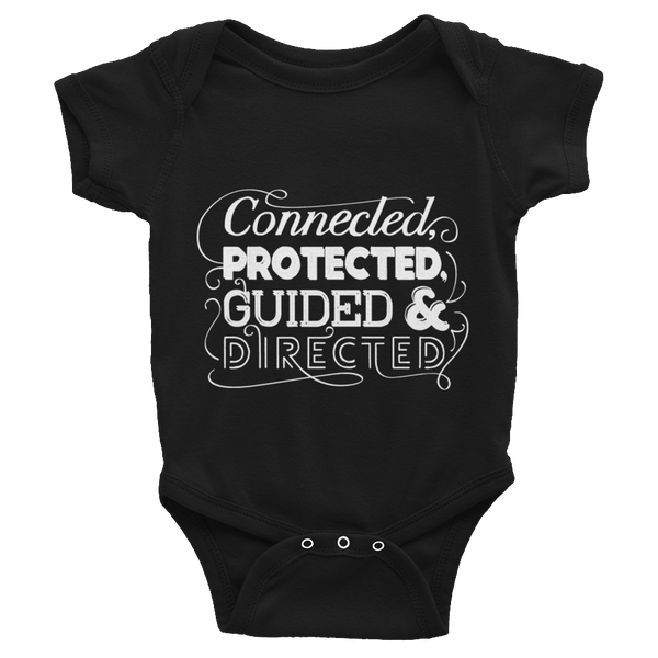 Divine Connected Onesie (White Logo)
