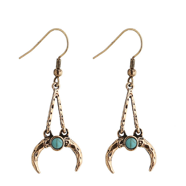 Crescent Brincos Earrings