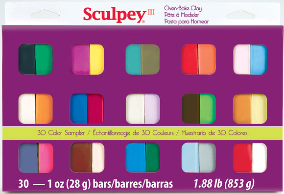 Sculpey Kits, Multipacks & Samplers