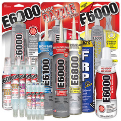 Glues, E6000, E6100, E6800 & More.