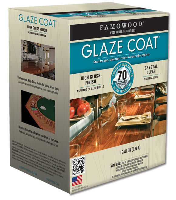 Glaze Coat Epoxy Coating