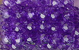 Faceted Beads 6mm Package 1080 pieces # 700V, - Creative Wholesale